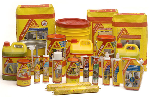 Alzaco productos sika for Productos sika para piscinas